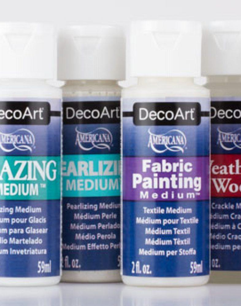 Fabric Painting Medium Das10 50ml